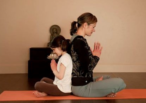 Parent Carer & Child Yoga
