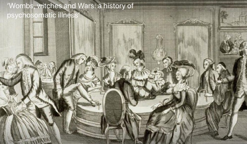 history of psychosomatic illness