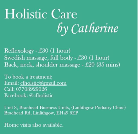 Holistic Care by Catherine