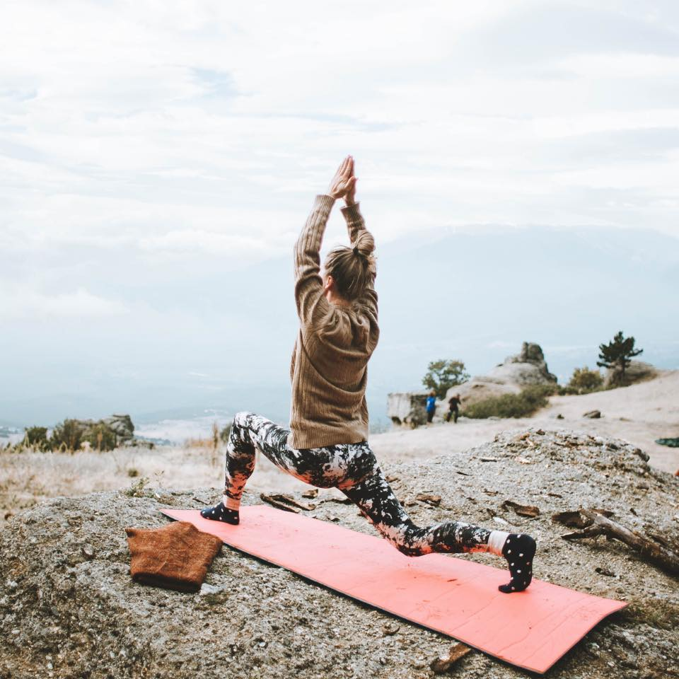 Mind Your Yoga - exploring how yoga supports wellbeing