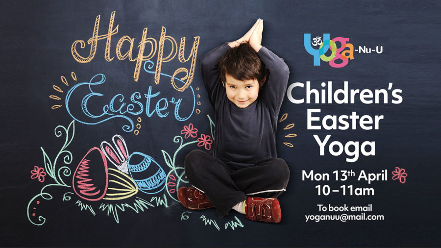 Children's Easter Yoga