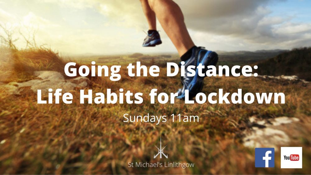 Life habits for lockdown