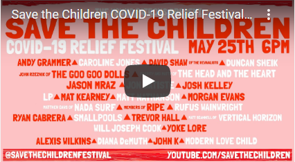 covid relief festival