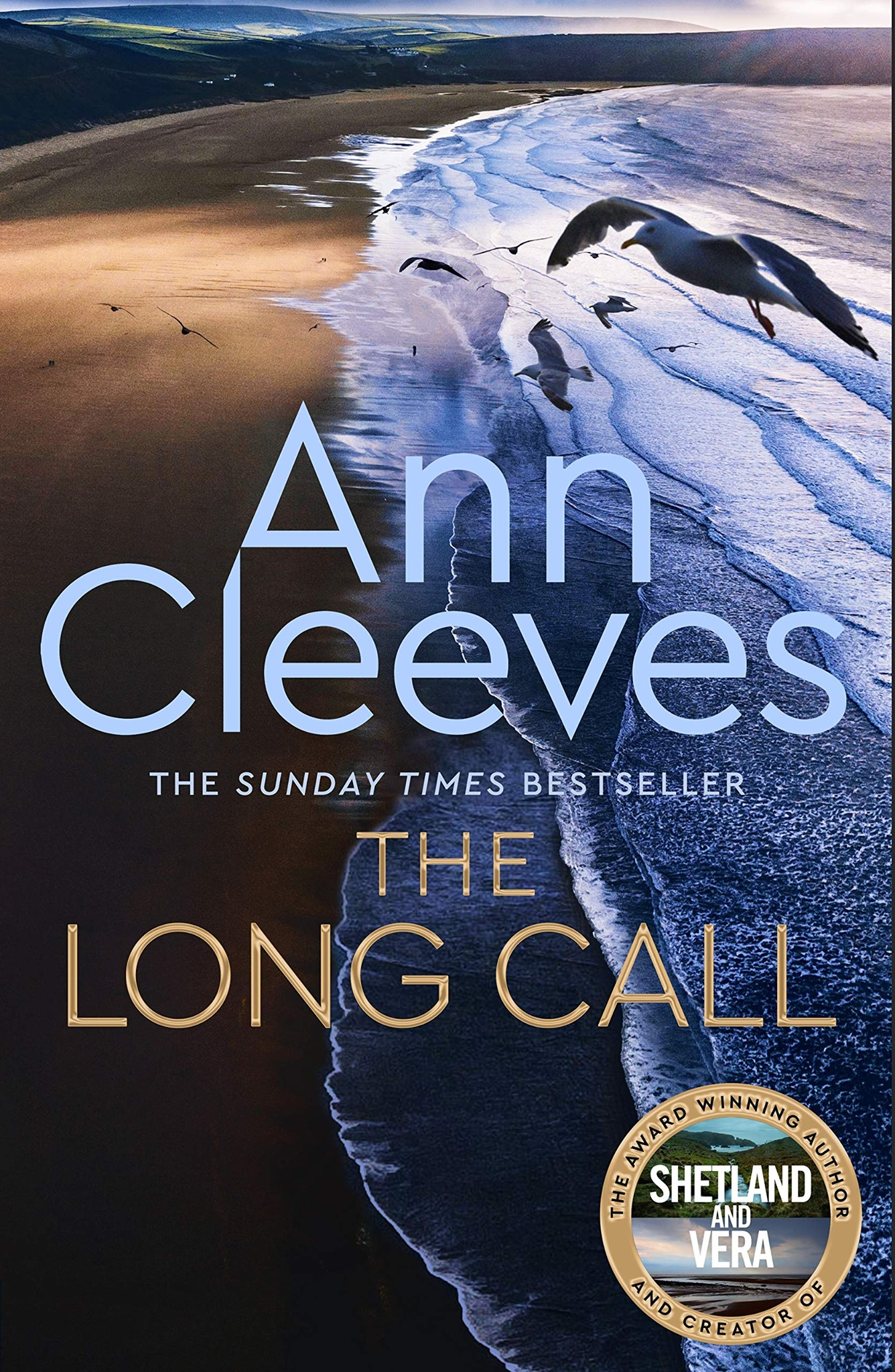 Book Cover: The Long Call by Ann Cleeves