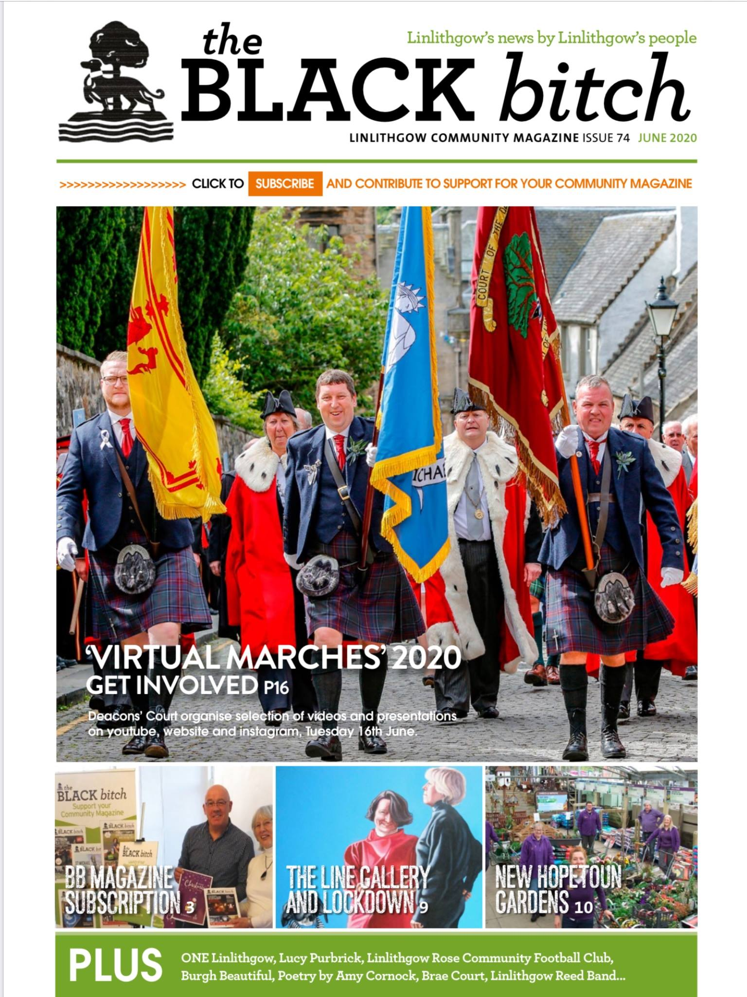 Linlithgow Community Magazine, issue 74