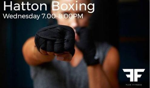 Hatton boxing