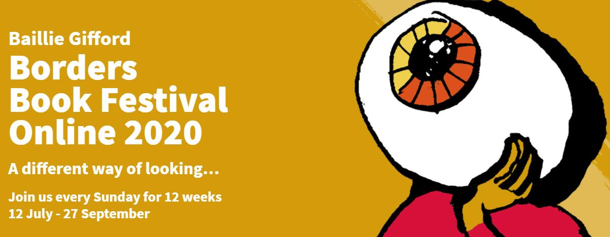 Borders Book Festival online 2020