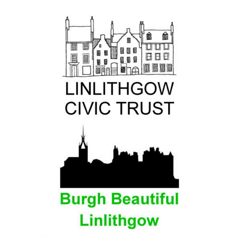 Civic Trust and Burgh Beautiful Logo