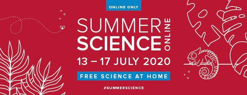 Summer Science online