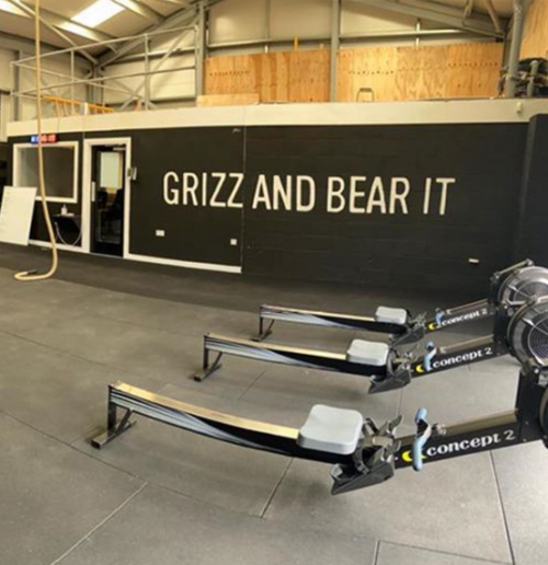 Grizz fit equipment