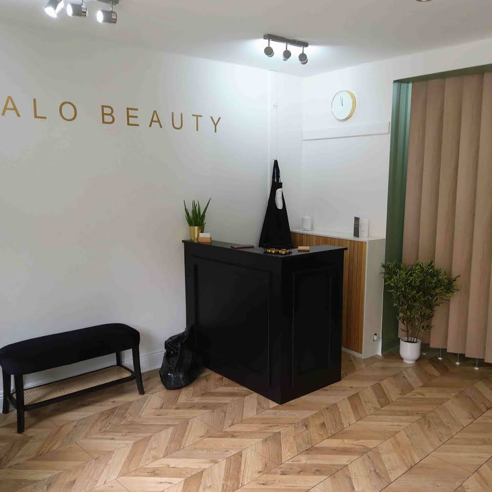 Halo Beauty interior