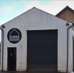 Cabin Scotland