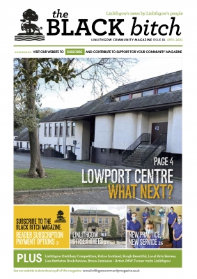 Linlithgow Community Magazine, issue 81