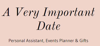 A Very Important Date