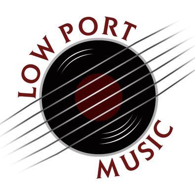 low port music logo