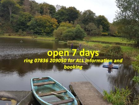 Bowden Springs Trout Fishery & Cottages