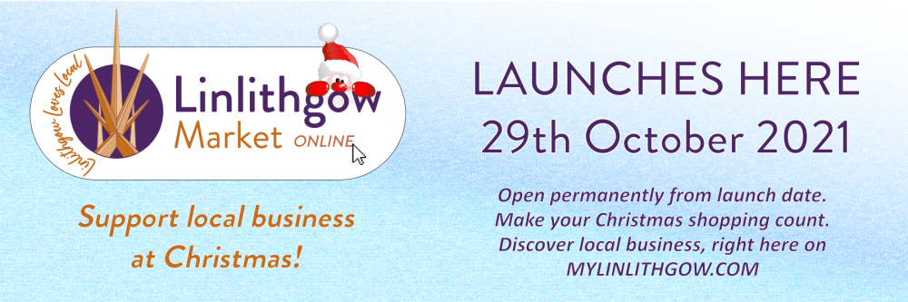 Linlithgow Online Market is opening soon!